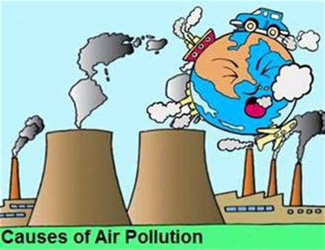 A, Thesis Statement: Air Pollutant from Road Transport